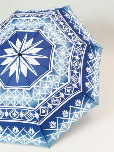 KIRIKO Pattern Foldable Umbrella SHINE or RAIN-Others-Ametsuchi
