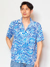 Hawaiian Pattern Mens Hawaiian Shirt-Ametsuchi