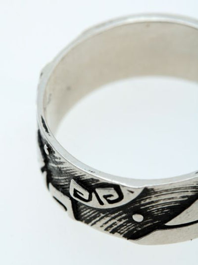 Indio Zodiac Ring-Rings-Ametsuchi