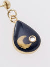 Night Sky Drop Earrings-Anting-Ametsuchi