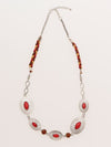 Persian Concho Necklace-Necklaces-Ametsuchi