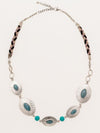 Persian Concho Necklace-Ametsuchi