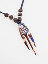 Symbolic Necklace-Ametsuchi