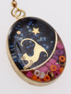 Starry Sky & Animal Earrings -Earrings-Ametsuchi
