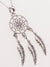 Metall Dreamcatcher Halskette