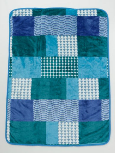 Indian Summer Throw Blanket S size-Ametsuchi
