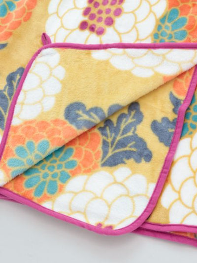 Summer Summer Throw Blanket M Saiz-Bed Linens-Ametsuchi