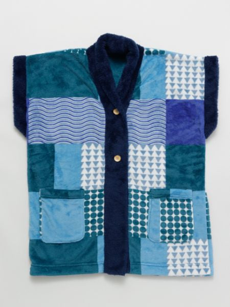 Indian Summer Fleece Vest