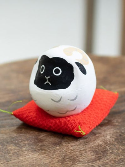 Zodiac Bean Daruma No-Home Decoración-Ametsuchi