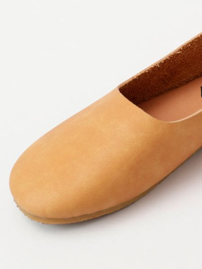 Round Toe Pumps-Shoes-Ametsuchi