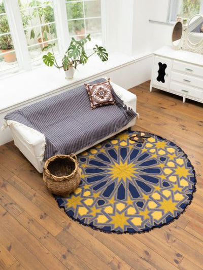 Starry Night Multi Round Cloth-Home Dekorasi-Ametsuchi