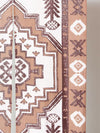 Printed Kilim Pattern NOREN Blind Curtain-Home Decor-Ametsuchi