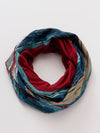 Ethnic Pattern Neck Warmer-Scarves-Ametsuchi
