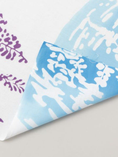 Injection hand towel wisteria trellis and swallow -Others-Ametsuchi