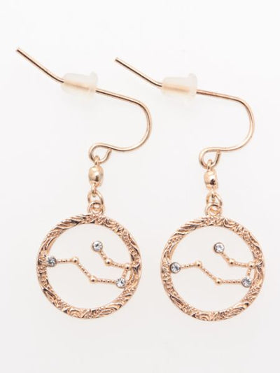 Anting-Anting Gaya Perhiasan Constellation Hawaii -Earrings-Ametsuchi