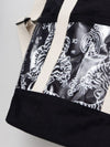 Ethnic Pattern 2way Backpack & Tote Bag-Ametsuchi