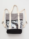 Ethnic Pattern 2way Backpack & Tote Bag-Bags & Purses-Ametsuchi