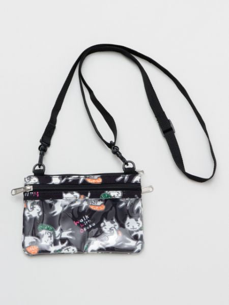 Wandering Cat OKAKA Sacosh Shoulder Bag
