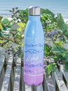 Aloha Wave Stainless Steel Bottle -Kitchen Goods-Ametsuchi