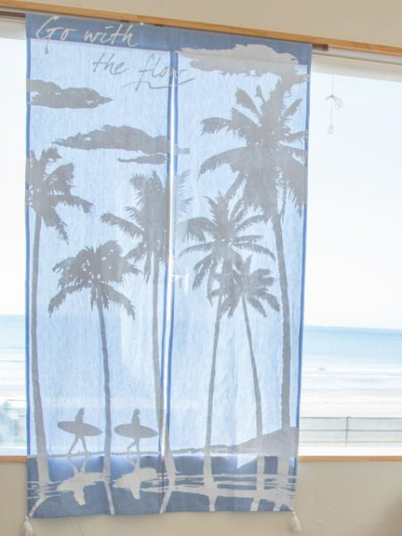 Loco Surf NOREN Door Curtain
