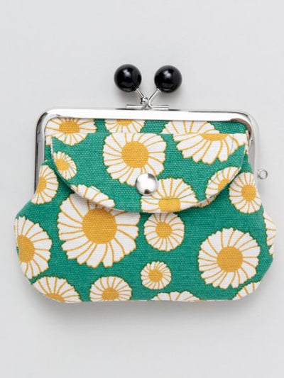 Eastern Europe Inspired Twin GAMAGUCHI Purse-Bags & Purses-Ametsuchi