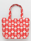 Eastern Europe Inspired Cnavas Cotton Mini Tote Bag-Bags & Purses-Ametsuchi
