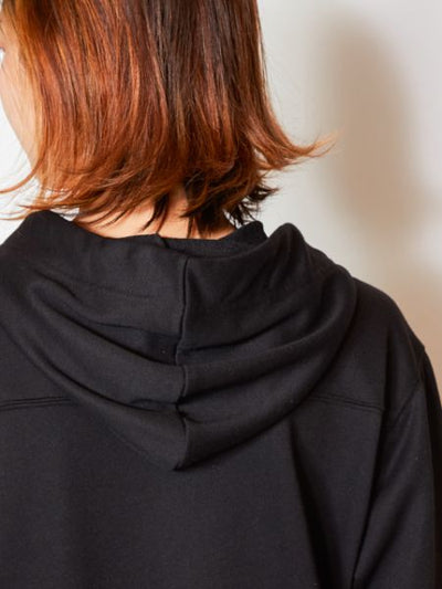 Native Motif Embroidery Hoodie -Tops-Ametsuchi