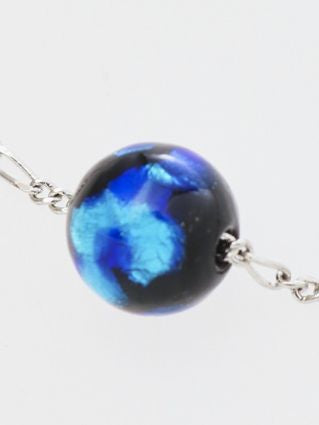 Firefly Ball Necklace -Necklaces-Ametsuchi
