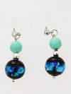 Anting Bead Firefly Ball Stacked -Earrings-Ametsuchi