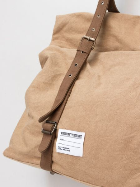 Nomad Canvas Tote Bag