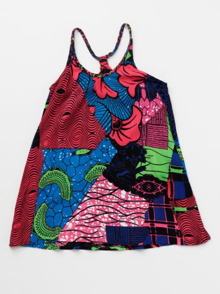 Kids Camisole Dress 110cm-Ametsuchi