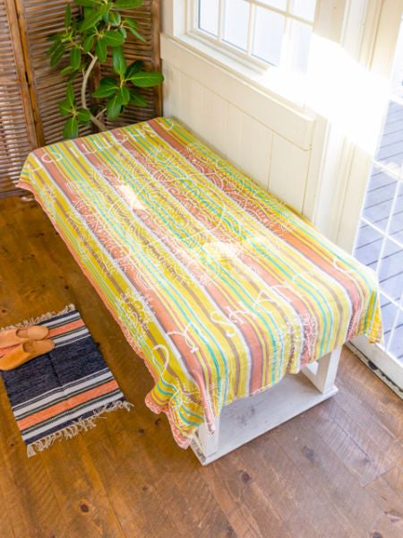 Omshanthi Seprai Single-Bed linens-Ametsuchi