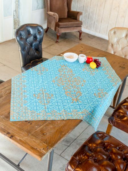 Islamic Tile Pattern Cloth Cloth -Barang Dapur-Ametsuchi