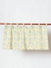 Botanical Bird Pattern Short Curtain-Ametsuchi