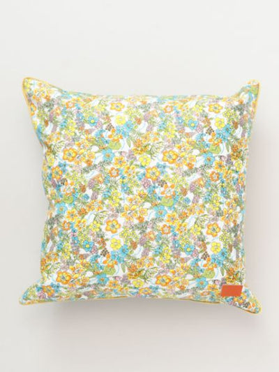 Botanical Bird Pillow Cover-Cushion Covers-Ametsuchi