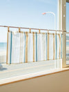 Basque Stripe Inspired NOREN Cafe Curtain-Home Decor-Ametsuchi