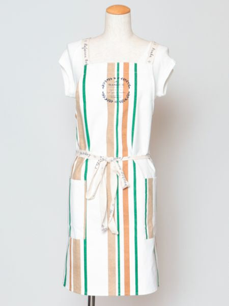 Apron Gaya Basque Stripe