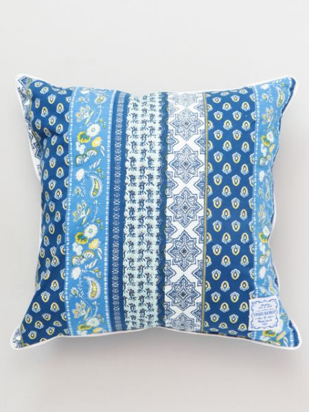 Provence Corak Cushion Cover-Cushion Covers-Ametsuchi