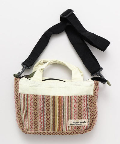 Patchwork 2way Use Bag-Bags & Purses-Ametsuchi