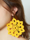 Anting Renda Besar -Earrings-Ametsuchi