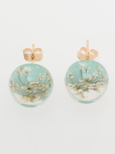 Color haze earrings -Earrings-Ametsuchi