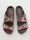 Earth Belt Sandals Señoras S-Zapatos-Ametsuchi