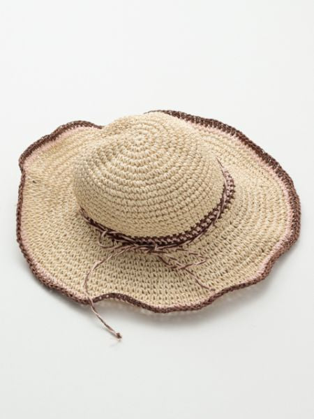 Resortstyle Wide Brim Hat