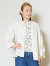 Summery HAORI Cotton Cardigan-Ametsuchi