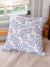 Home Décor Flowery Cushion Cover