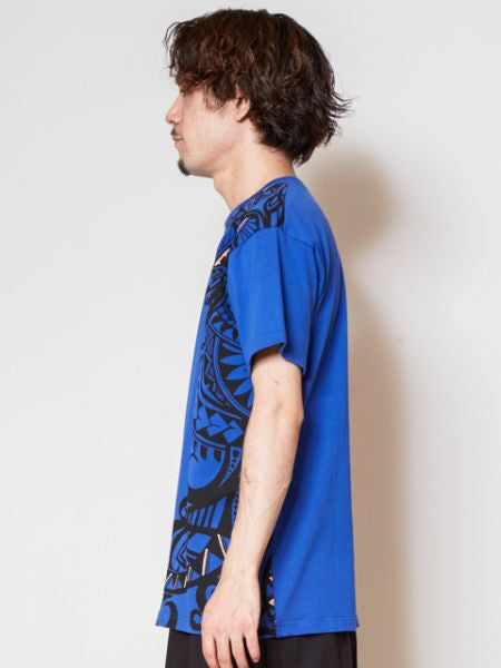 Tribal Pattern Men's T shirt