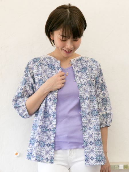Andalusien Top-Shirts & Blusen-Ametsuchi