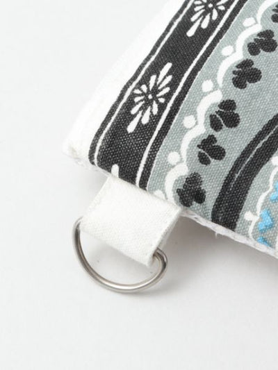 Spanish Pottery Inspired Mesh Pouch-Ametsuchi