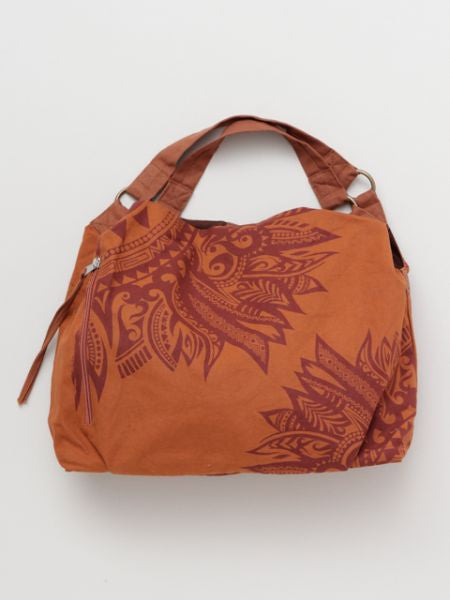 Tribal Pattern Printed Tote Bag