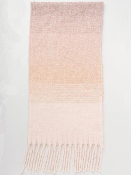 Unisex Gradient Color Shawl-Ametsuchi